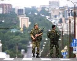 Ополченцы сообщили об обстреле Донецка фосфорными бомбами