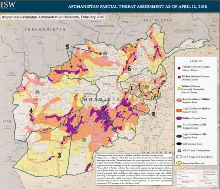 Газават ИГ: что последует за войной террористов друг с другом