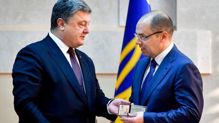 Новый одесский губернатор ставленник Коломойского. Откат Порошенко за ПриватБанк