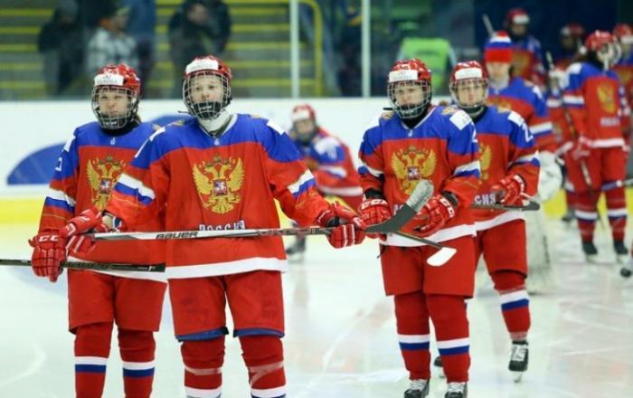 Гимн России освистали на МЧМ-2017. Но россиянки заставили недоброжелателей смолкнуть