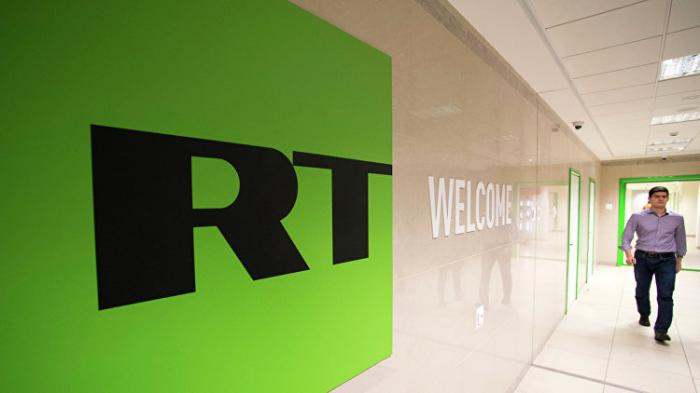 Американский канал прервал выступление программой RT, - с любовью, Русские Хакеры!
