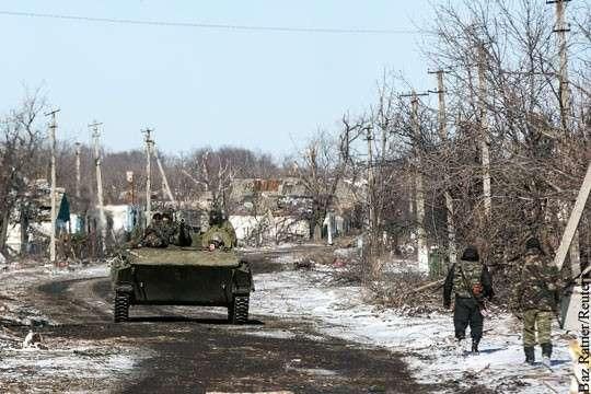 ВСУ ведут «серую войну» с прицелом на окружение Донецка