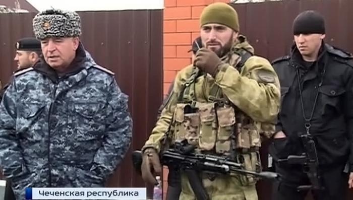 В Чечне ликвидировали сеть вербовщиков ИГ