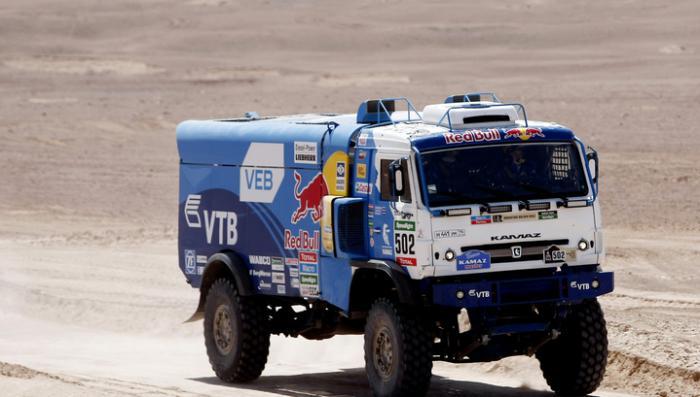 Триумф российских гонщиков на ралли-рейде «Дакар»