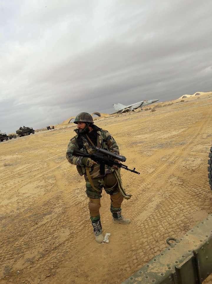 Военная обстановка в Сирии: Коротко по важным событиям за 14.01.2017