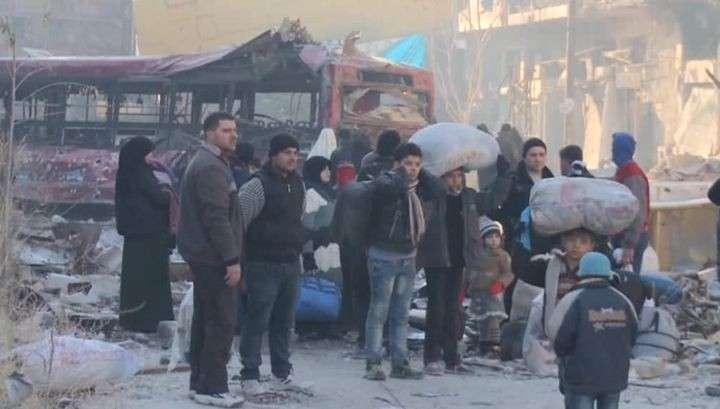 Лживые международные организации сразу же забыли про Алеппо после его освобождения