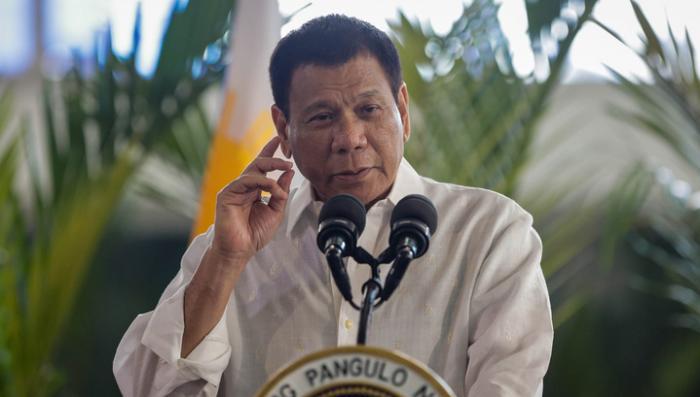 Дутерте собирается ввести на Филиппинах военное положение и начать полномасштабную войну
