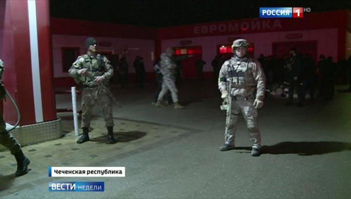 В Чечне раскрыта целая ячейка игиловцев