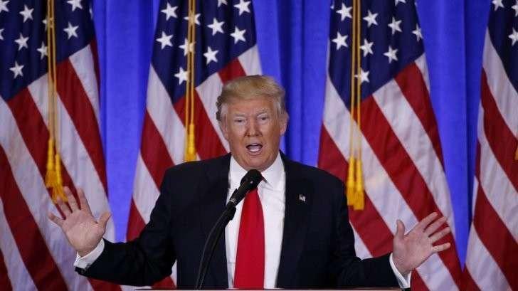 Дональд Трамп: снять санкции с России можно в обмен на ядерное разоружение