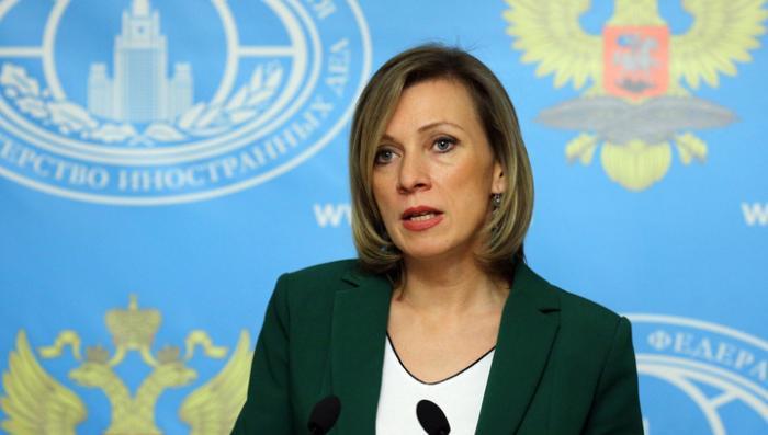 Российского дипломата пытались завербовать, рассказывает Мария Захарова