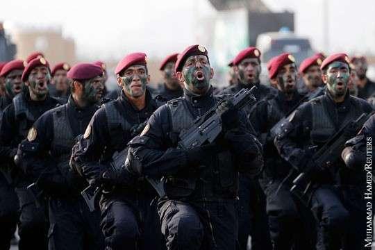 Саудиты собрались воевать в Сирии и Ираке сами с собой