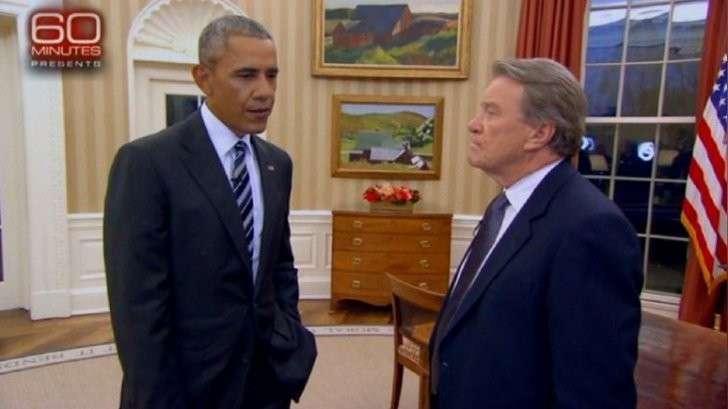 Барак Обама: меня беспокоит, что России доверяют больше, чем США