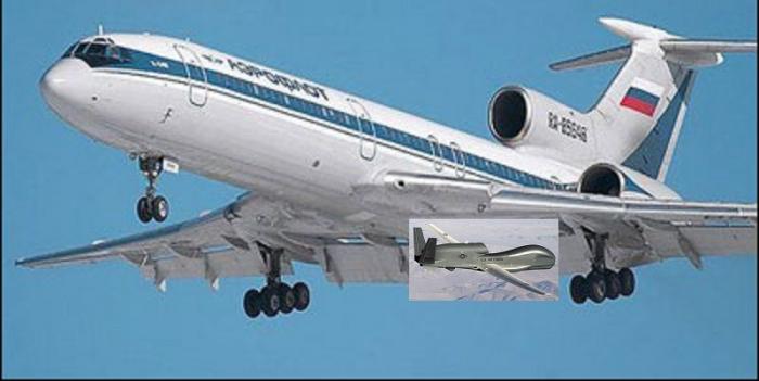Крушение Ту-154: как развалили лайнер с помощью БПЛА