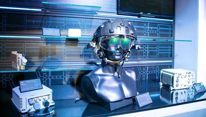 В России разработали систему «технического зрения» для боевой авиации