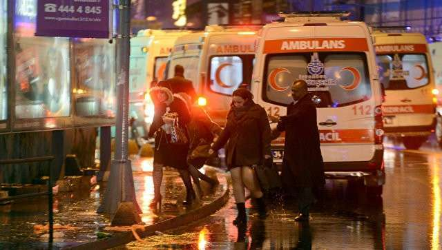 Теракт в ночном клубе Стамбула: исполнитель арестован