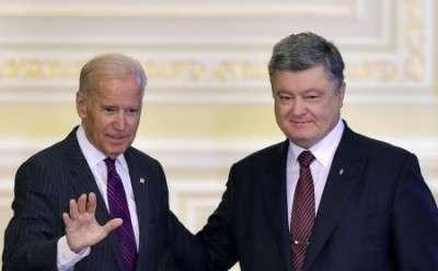 Джо Байден – Петру Порошенко: Украина как тупая дубинка хороша...