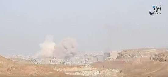 Оборона Дейр-эз-Зора дала трещину: идут ожесточённые бои с ИГИЛ