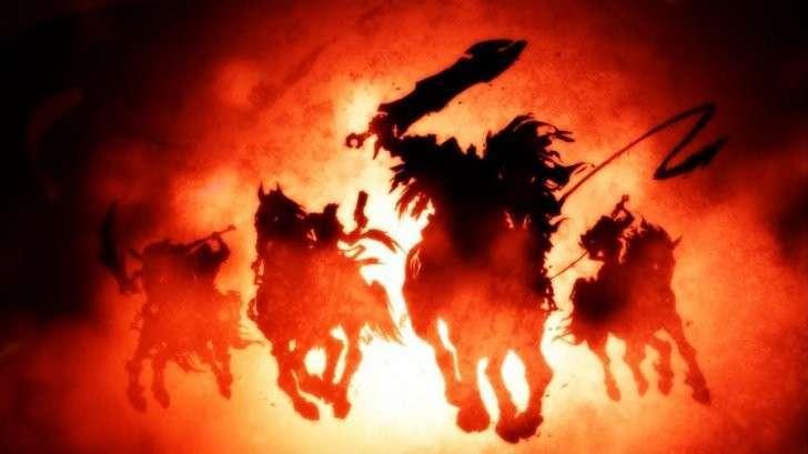 Всадники апокалипсиса в отдельно взятой за горло стране