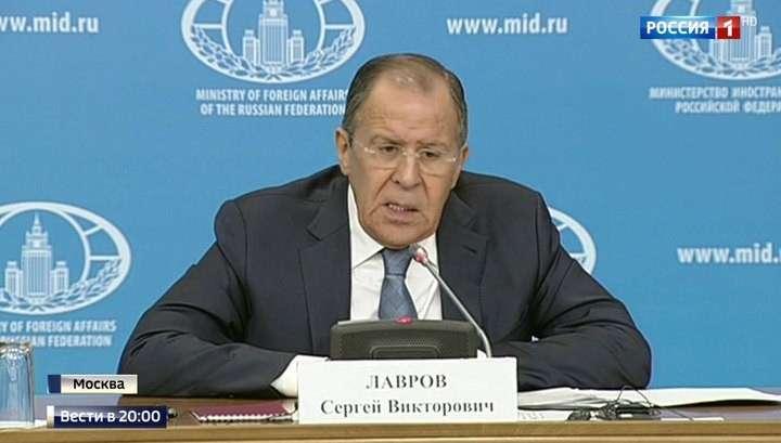 Министр иностранных дел Сергей Лавров рассказал о «грязных методах» Вашингтона
