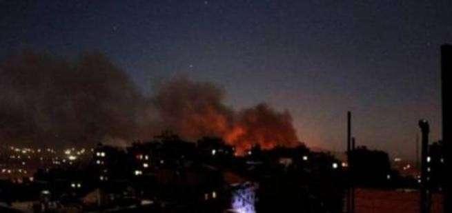Пробитый «Железный Купол» Израиля: Ответка за бомбёжку Сирии?
