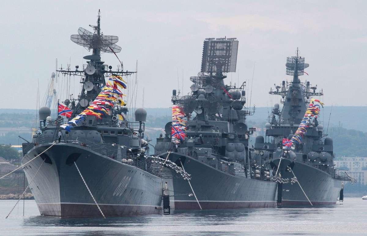 Чем гордится российский флот: выдающиеся корабли ВМФ РФ