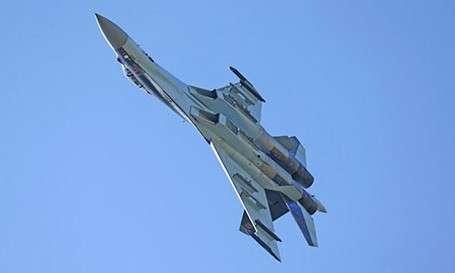 Новейшая система позволит Су-35 обнаруживать цели без РЛС