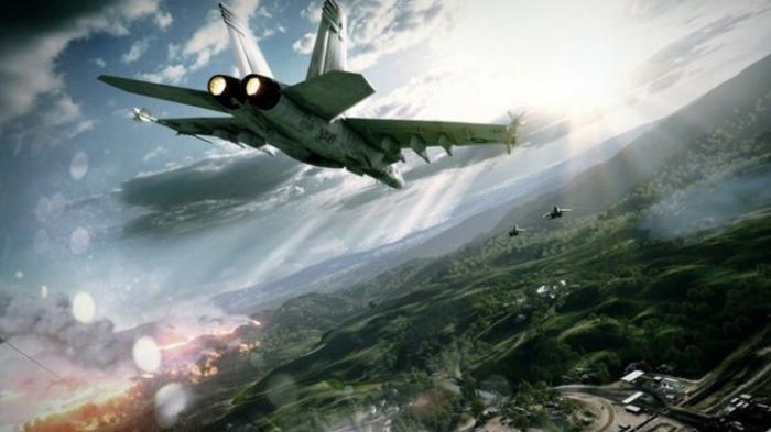 Виртуальные войны: Корея похвасталась новыми истребителями, позаимствовав кадры из компьютерных игр