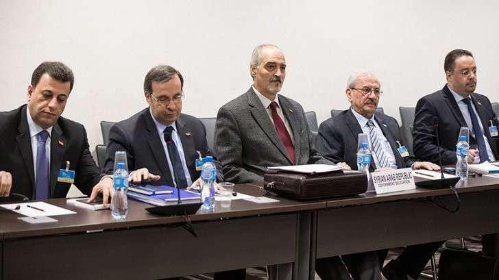 Как сирийский конфликт переходит из военной фазы в дипломатическую