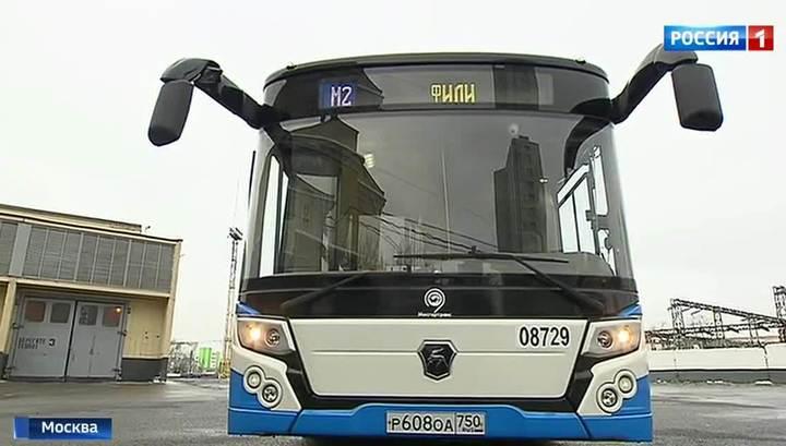 Заряжаются от розетки: в столице тестируют электробусы ЛиАЗ 6274