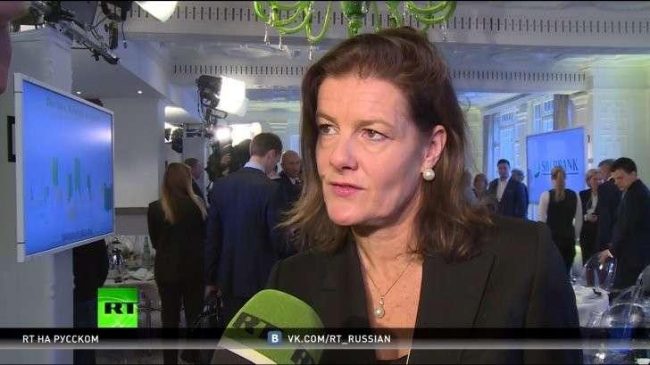 Гость форума в Давосе: Прямо сейчас ведутся переговоры о новом мироустройстве