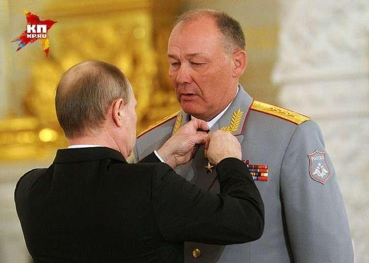 В Сирии «прокачивают» Русских командармов