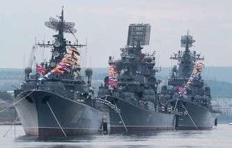 Черноморский флот получил новейшее ракетное оружие и самолёты