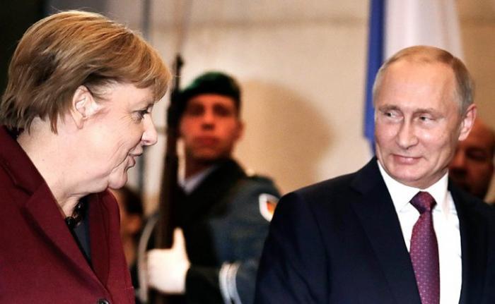 Берлин скоро будет с Россией и без НАТО в Европе