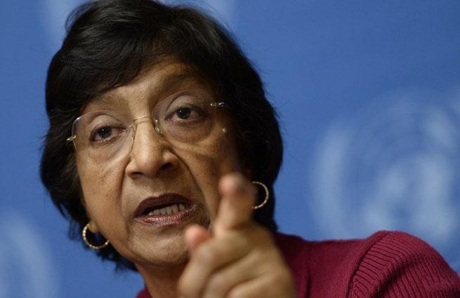 Комиссар по правам человека ООН почему-то считает, что ополченцев нужно судить в Гааге