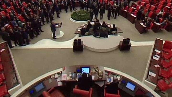 Парламент Турции проголосовал за президентскую форму правления