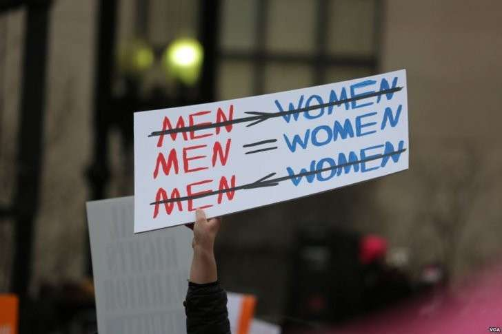 Протесты в США: ЛГБТ марш собрал 2 миллиона непричастных человек. Сорос доволен