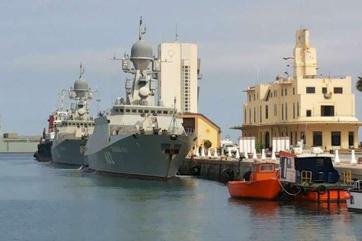 Дальние походы кораблей ВМФ в2016 году.