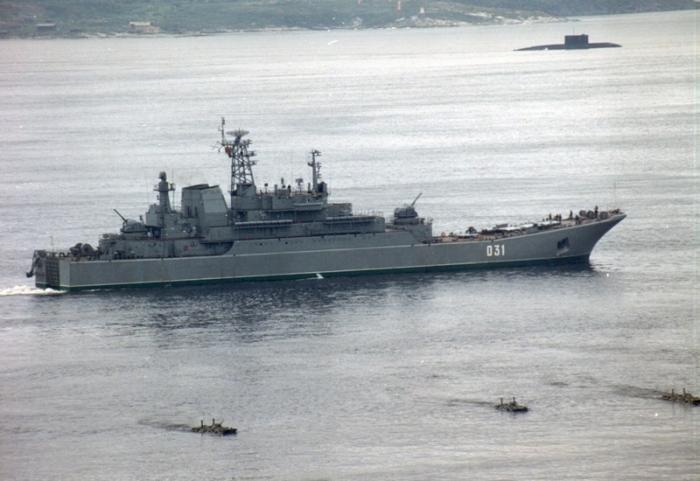 Дальние походы русских военных кораблей в2016 году