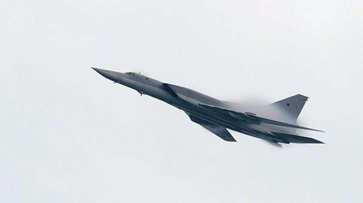 Шесть Ту-22М3 нанесли сокрушающие удары по объектам ИГ в Сирии