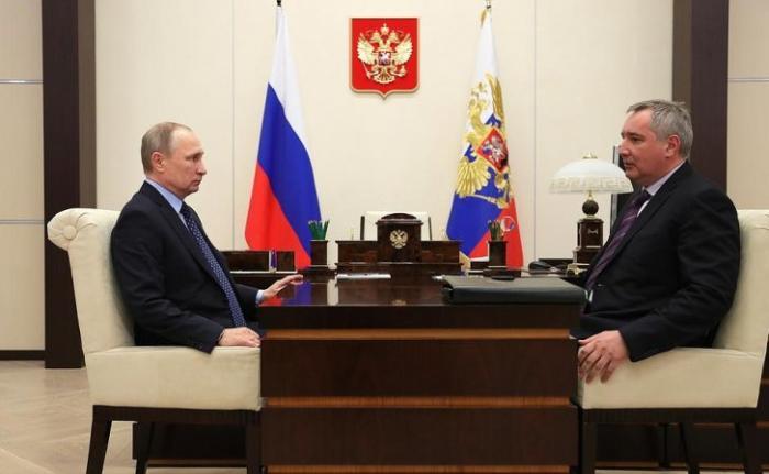 Владимир Путин обсудил с Дмитрием Рогозиным вопросы организации работы Авиационной коллегии