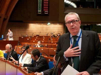 Президент ПАСЕ Педро Аграмунт заявил о необходимости снятия всех политических санкций с России