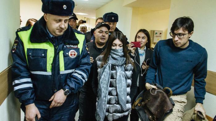 Злостная гонщица Мара Багдасарян заплатила сполна, но это ещё не конец истории
