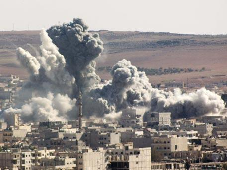 Россия и коалиция США провели совместную операцию по уничтожению объектов ИГИЛ в сирийском Эль-Баб