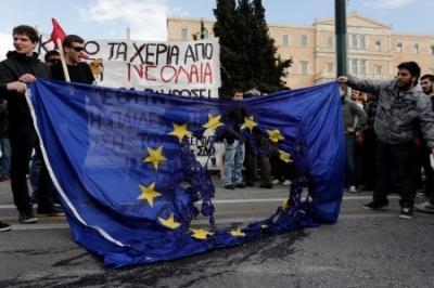 Евросоюз на пути к распаду. Немецкие СМИ в пессимизме