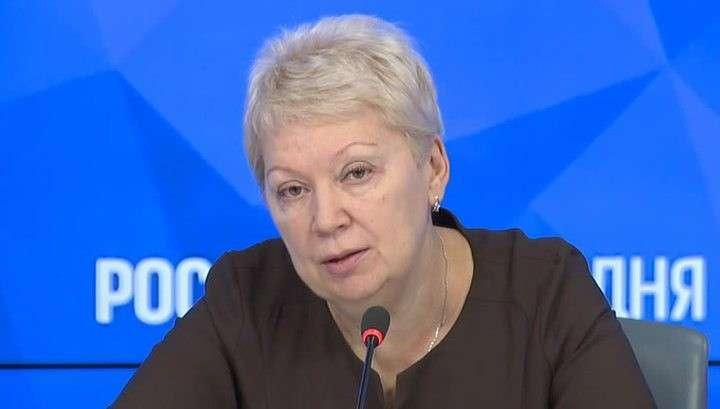 Секс-воспитание в школах и опасные игры: Министр образования Ольга Васильева ответила на вопросы