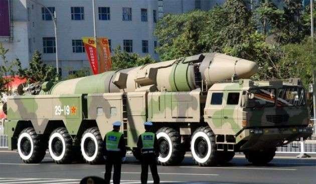 Китайские баллистические ракетно-ядерные стратегические хитрости