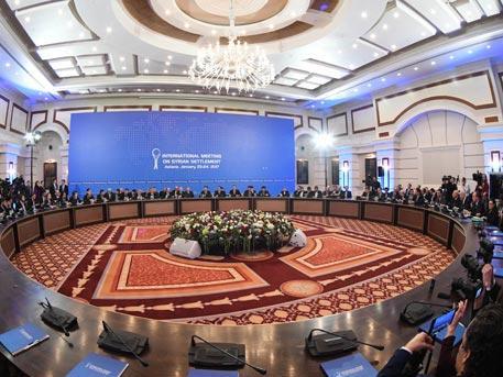 Российские специалисты подготовили и передали сирийским оппозиционерам проект конституции страны