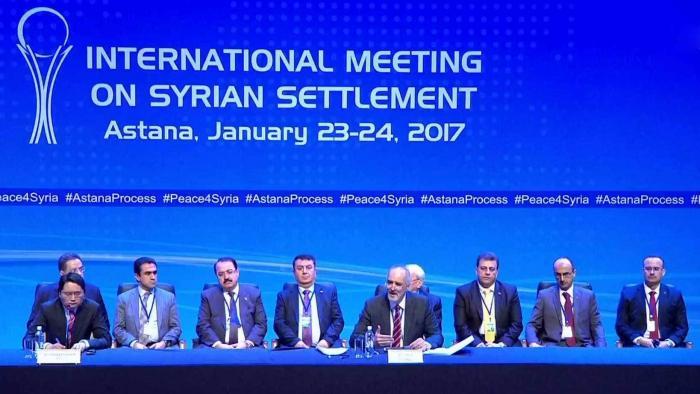 Итоги переговоров по Сирии в Астане: Страны-гаранты подтвердили целостность и суверенитет Сирии