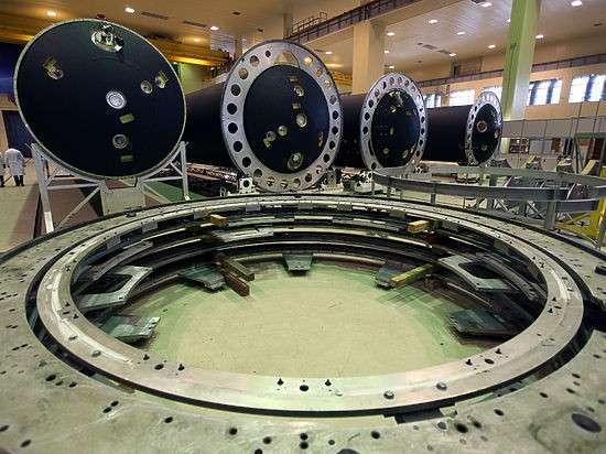 СМИ: завод, строящий ракетные двигатели, подменял в них драгметаллы обычными