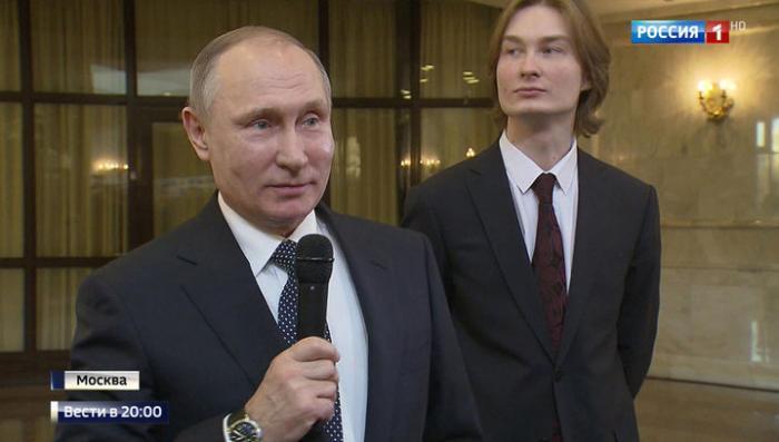 Татьянин день: Владимир Путин вспомнил студенческую молодость и спел песню